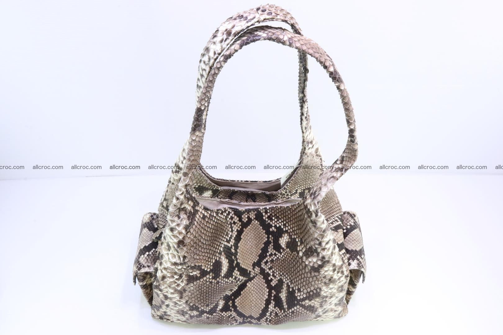 Python handbag for lady 176 Foto 3