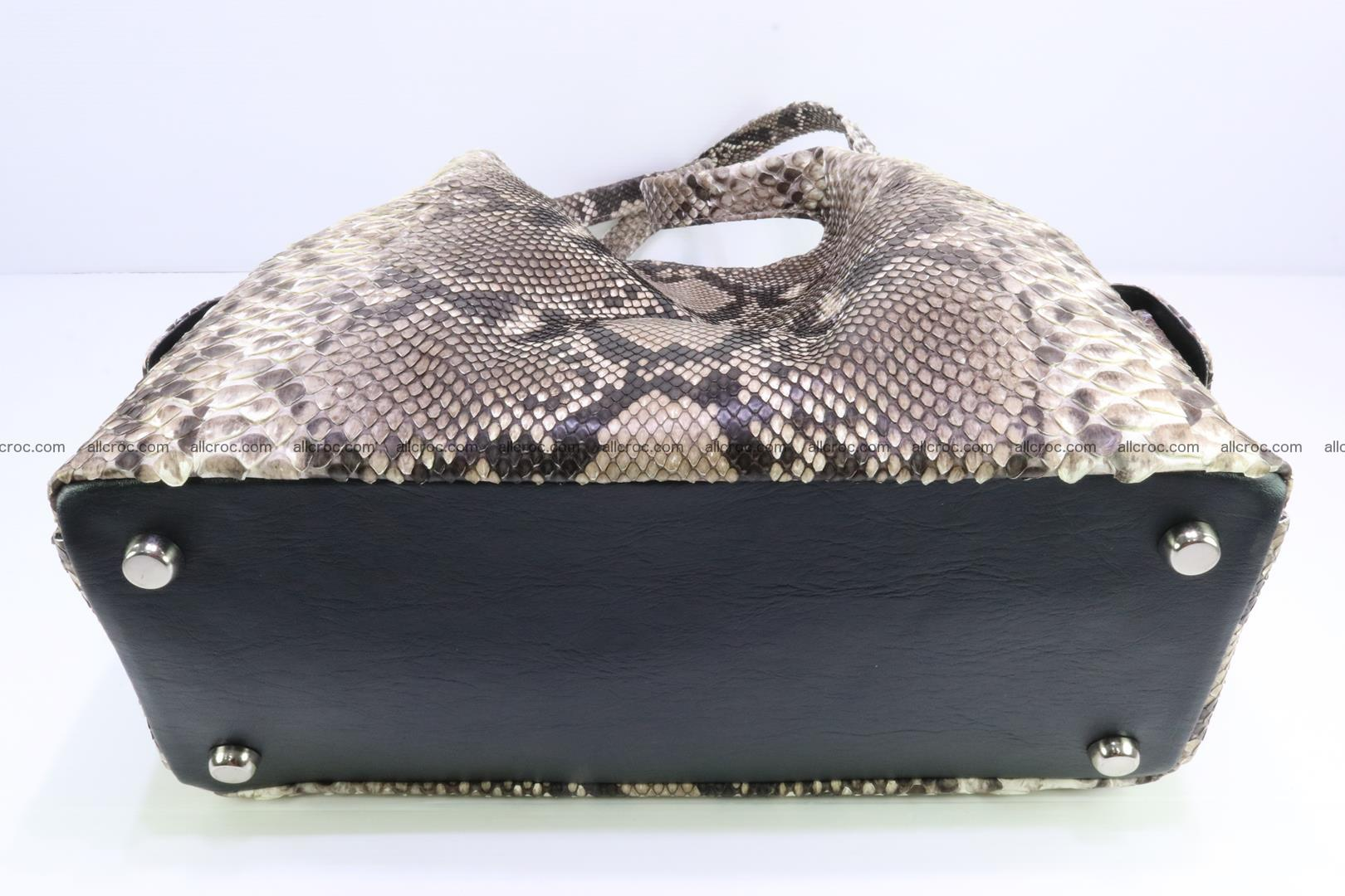 Python handbag for lady 176 Foto 5