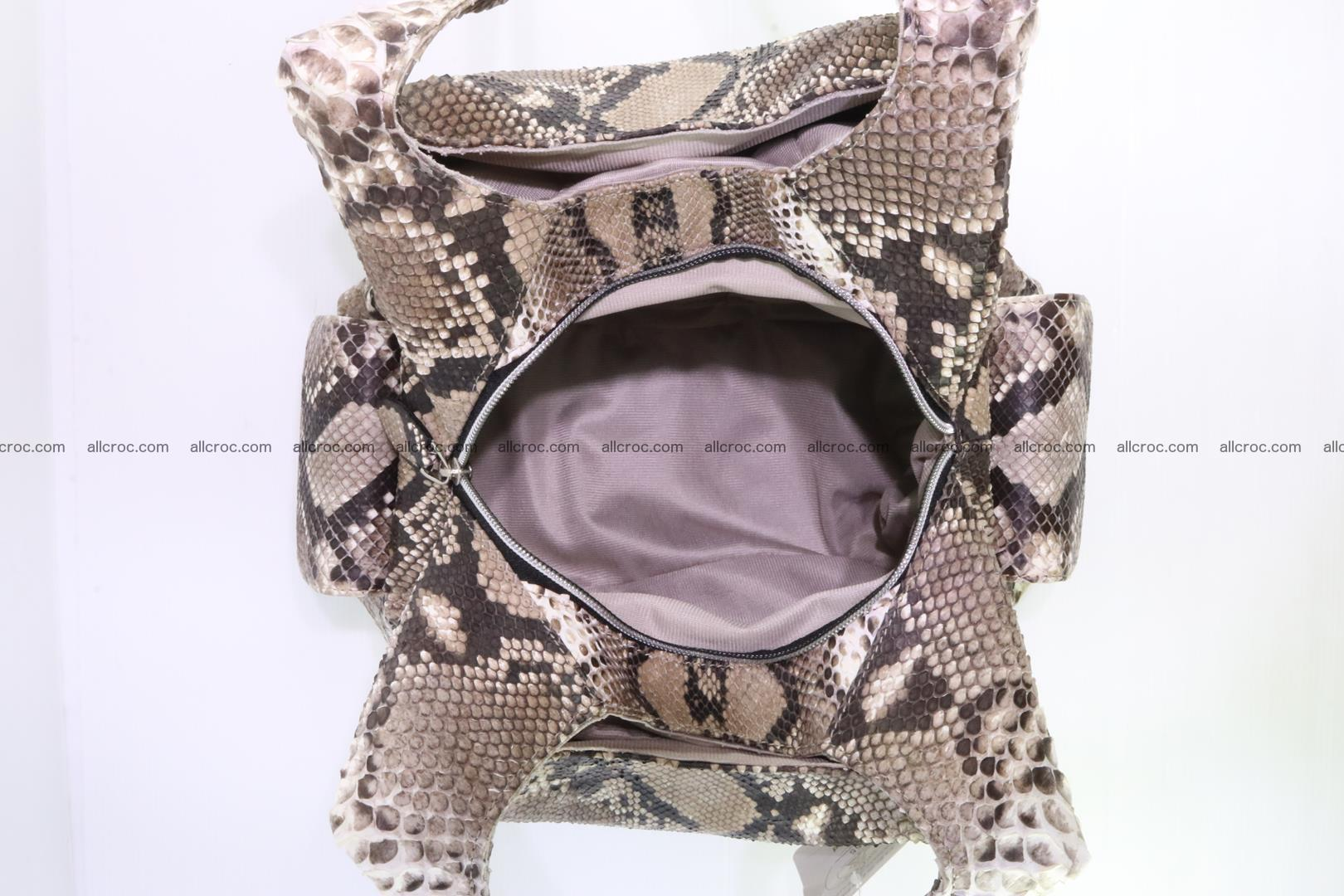 Python handbag for lady 176 Foto 8