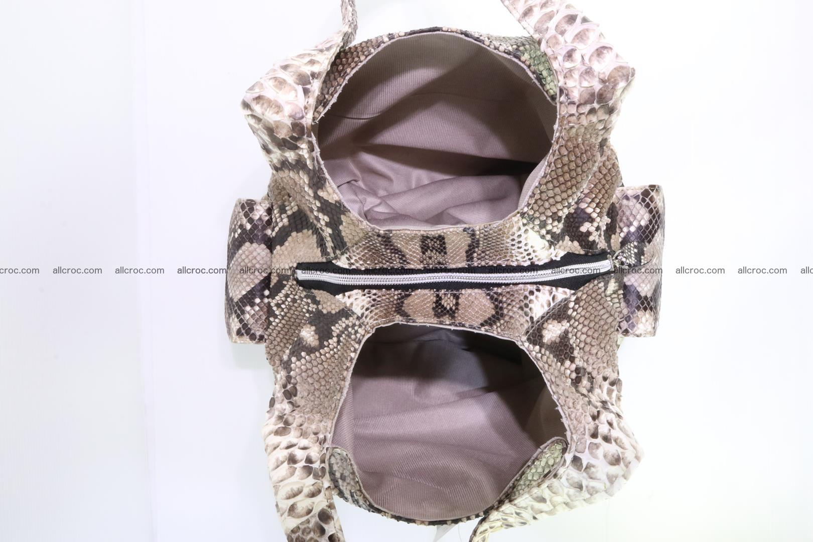 Python handbag for lady 176 Foto 10