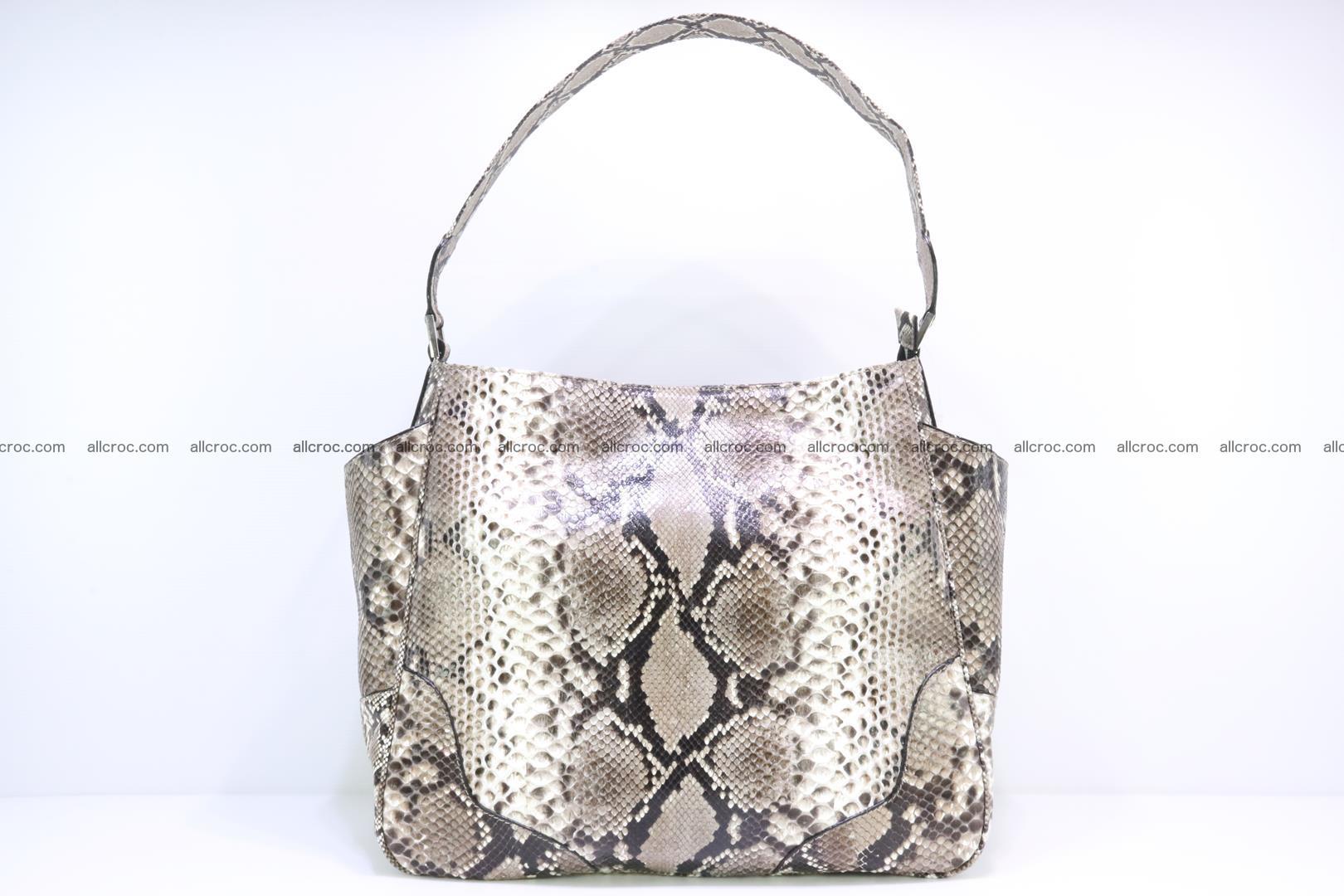 Python handbag for lady 177 Foto 0