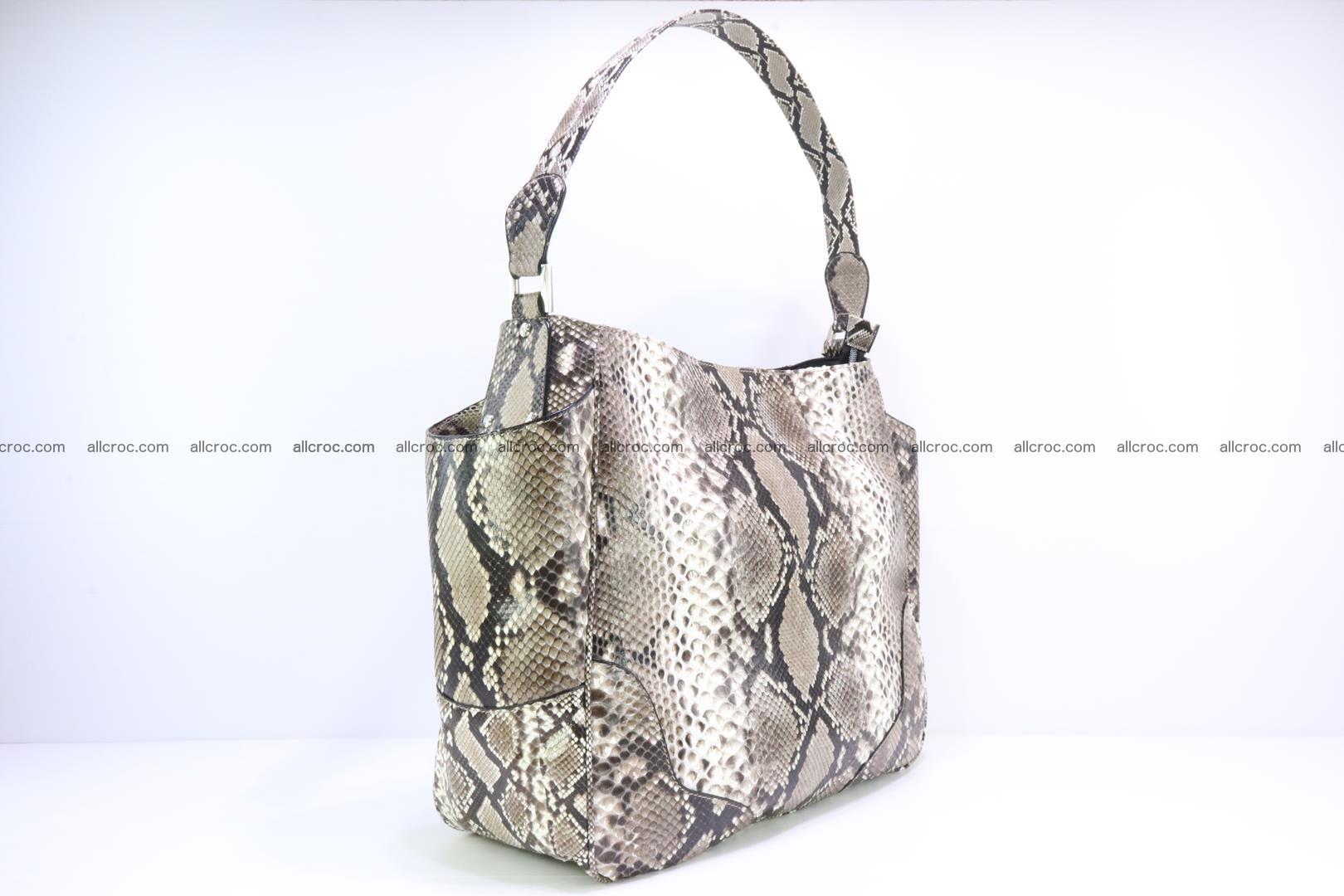 Python handbag for lady 177 Foto 1