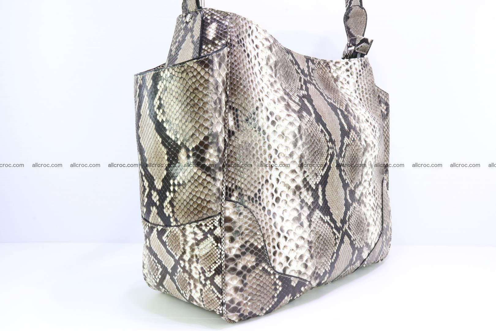 Python handbag for lady 177 Foto 3