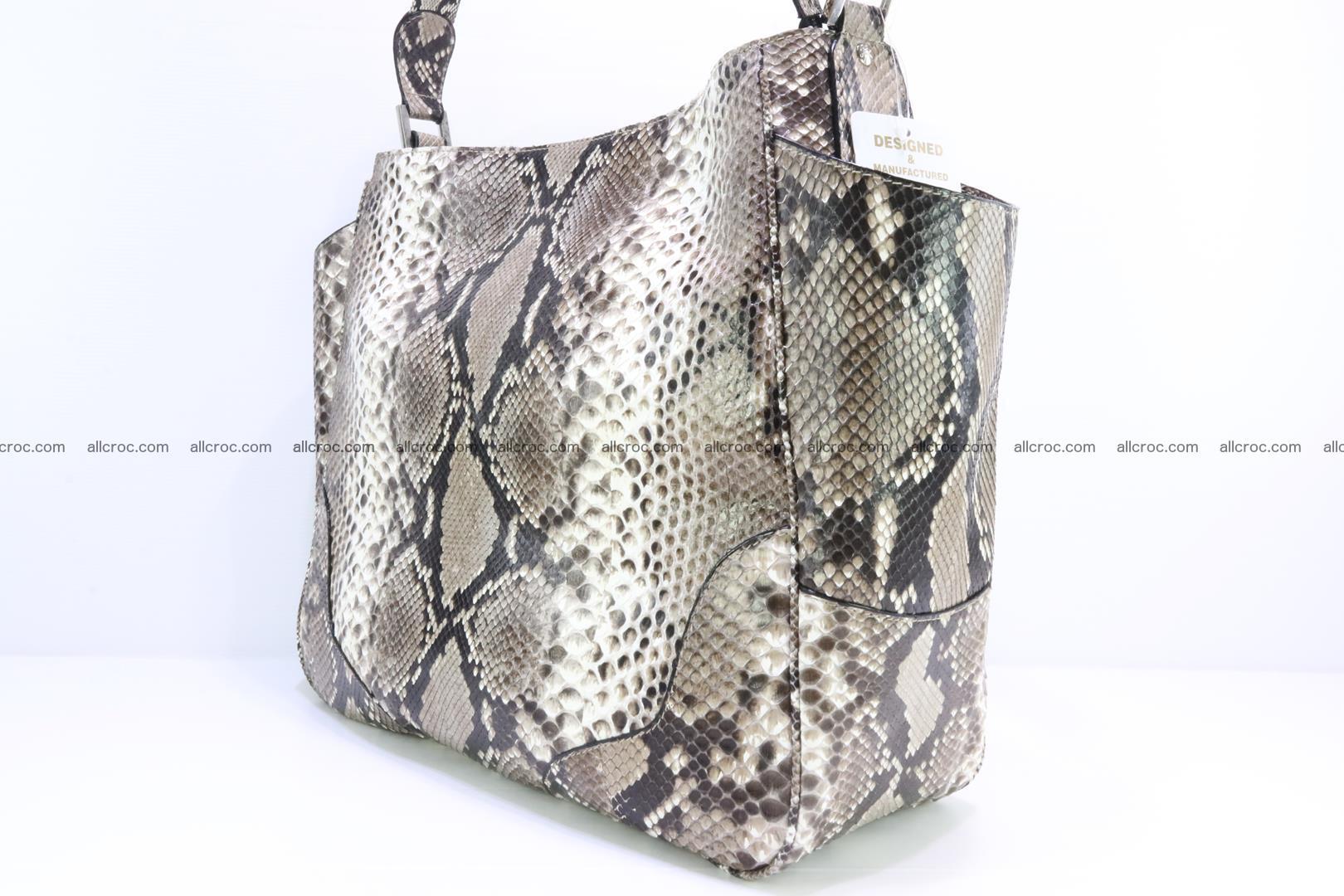 Python handbag for lady 177 Foto 5