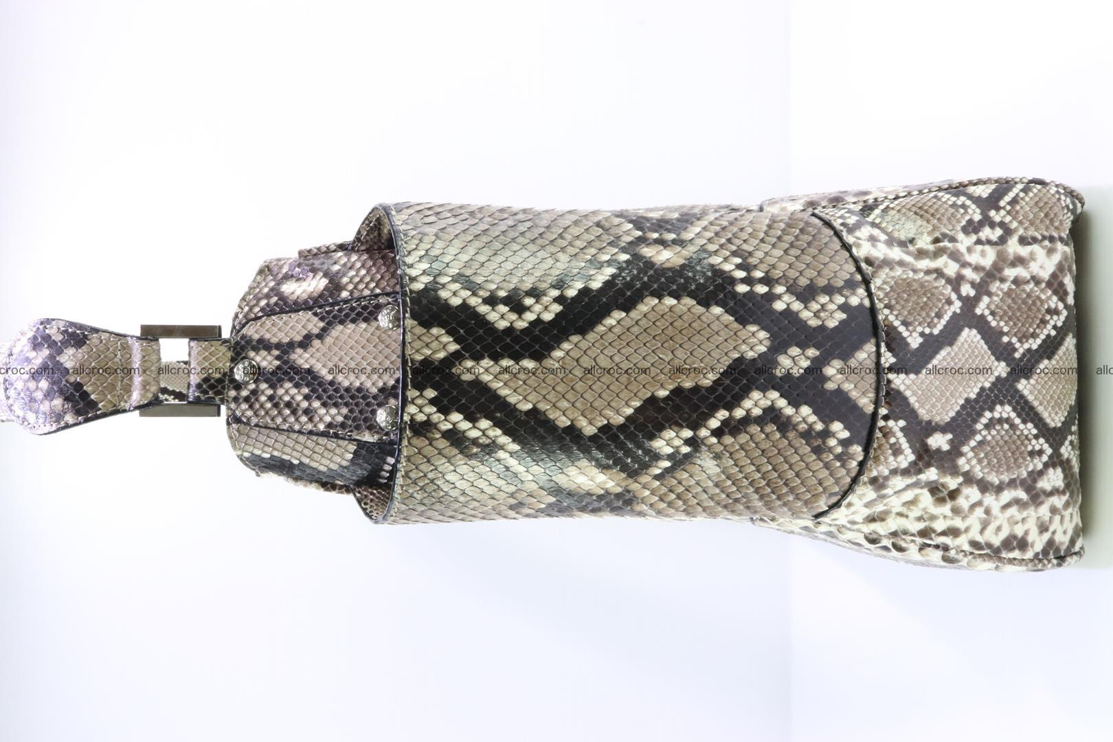 Python handbag for lady 177 Foto 7