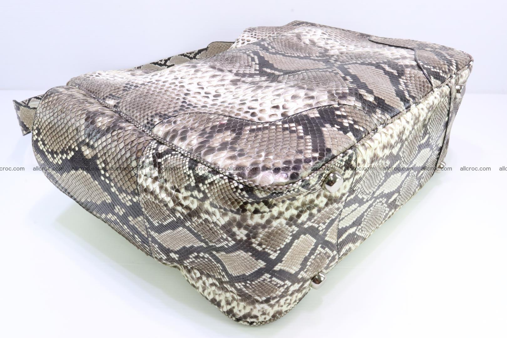 Python handbag for lady 177 Foto 9