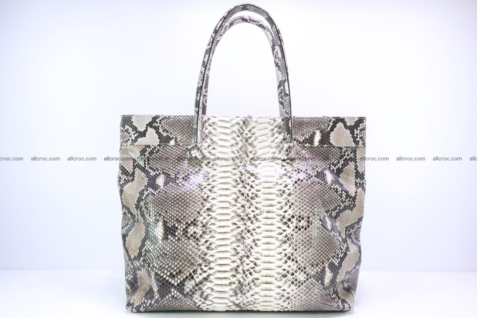 Python handbag for lady 180 Foto 0