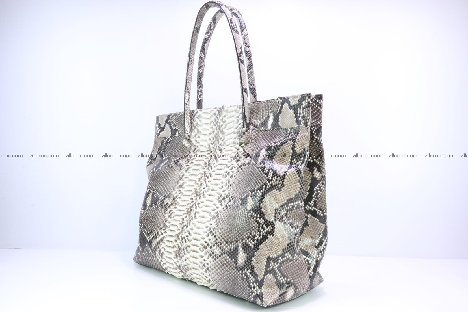 Python handbag for lady 180 Foto 2