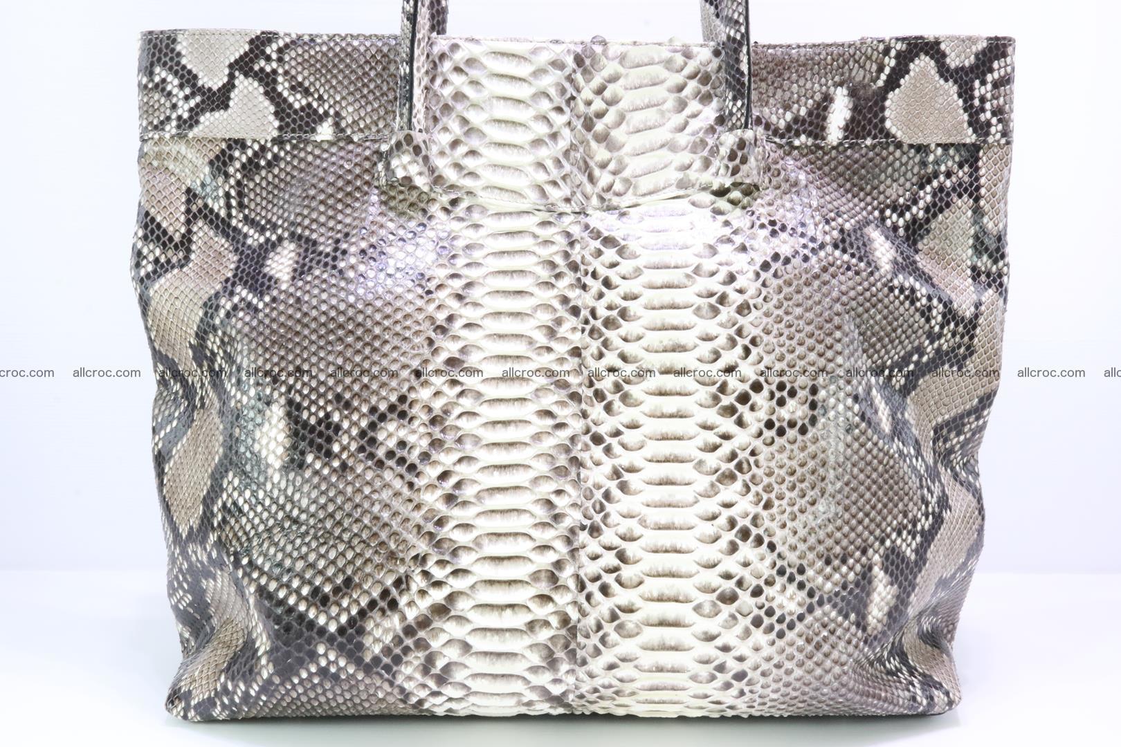 Python handbag for lady 180 Foto 4