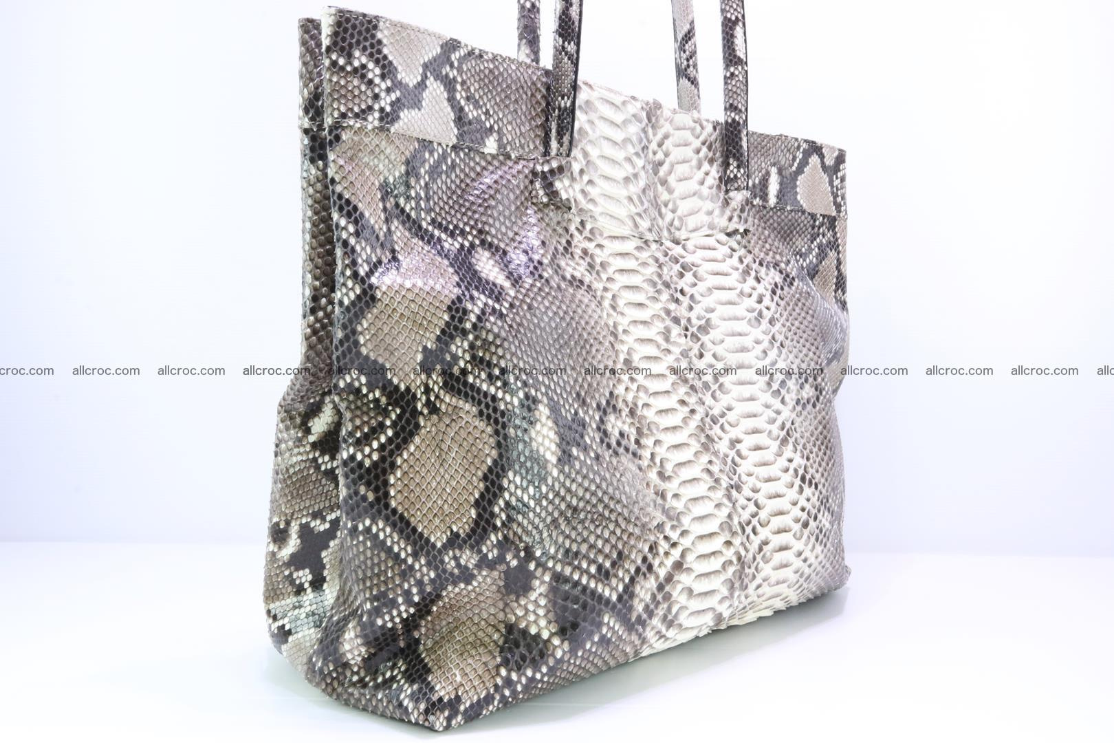 Python handbag for lady 180 Foto 3