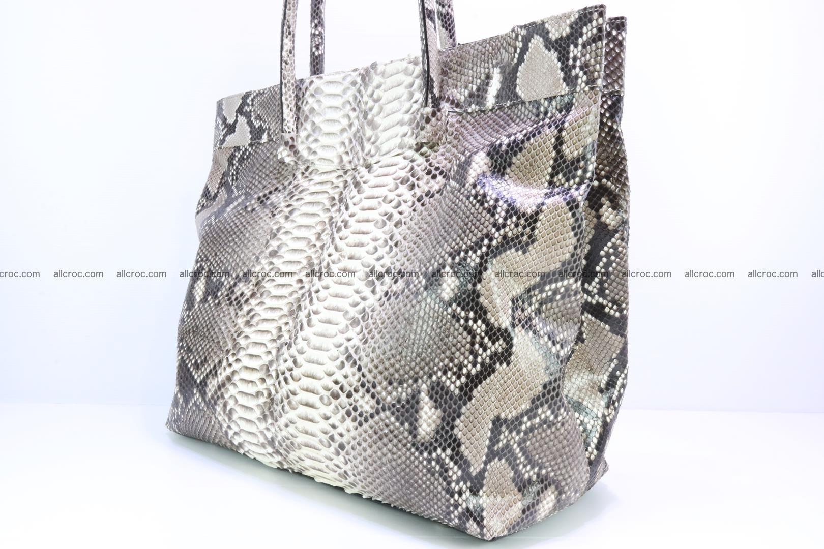Python handbag for lady 180 Foto 5