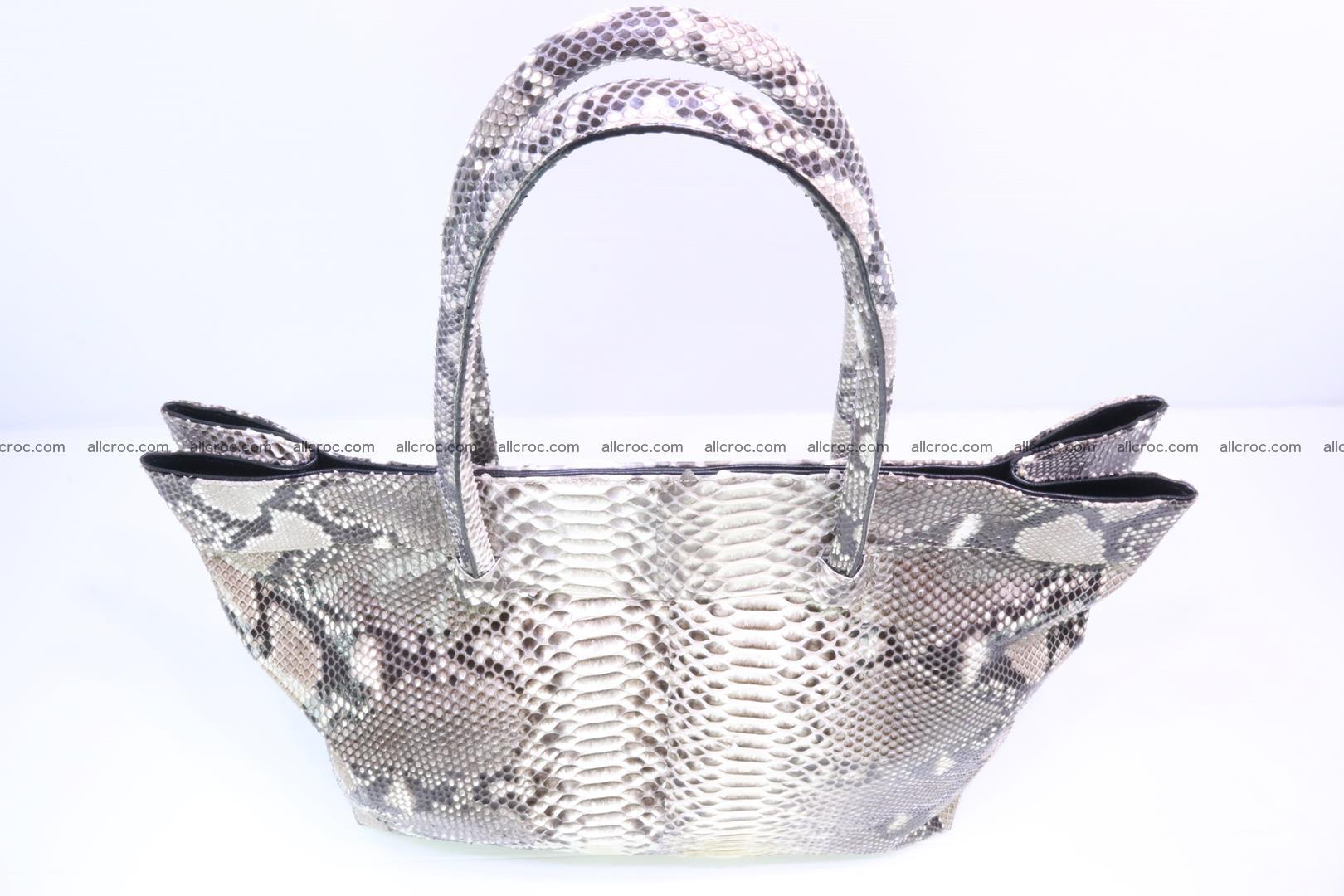 Python handbag for lady 180 Foto 7