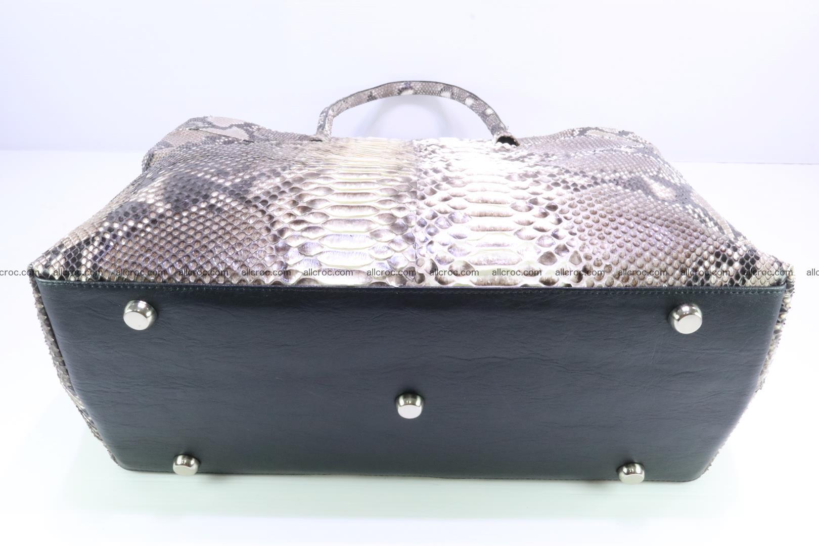 Python handbag for lady 180 Foto 8