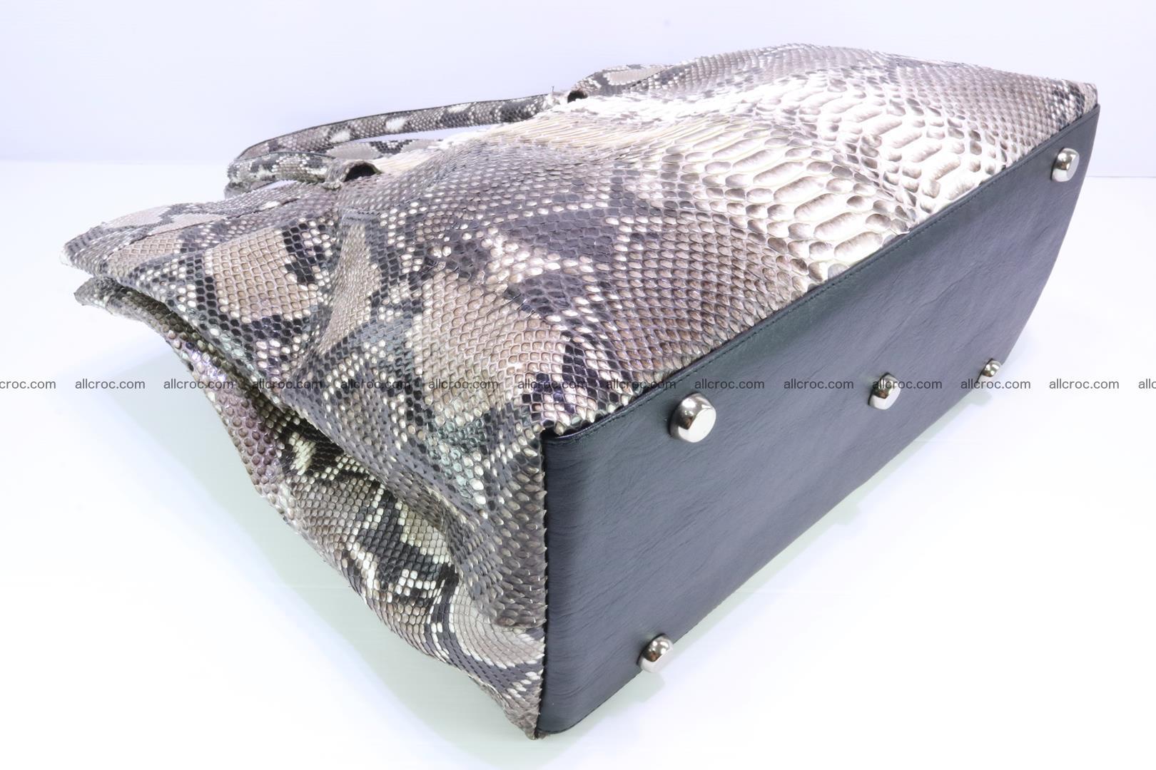 Python handbag for lady 180 Foto 10