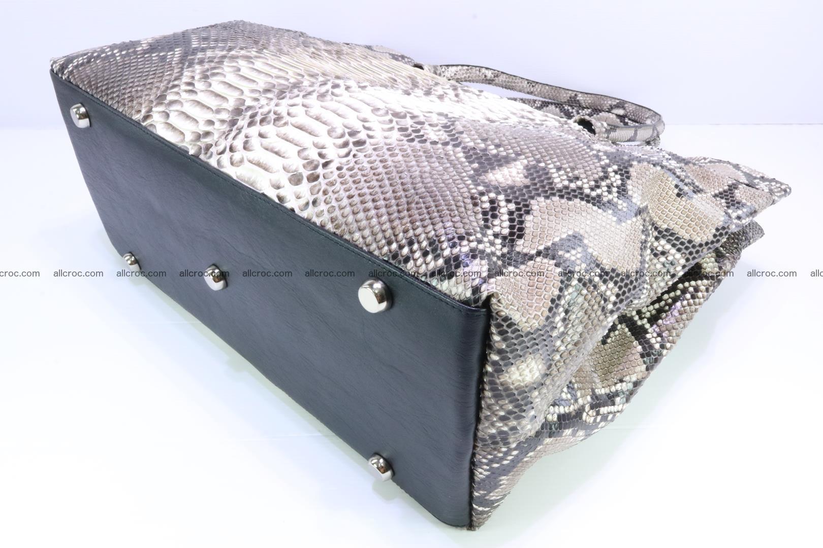 Python handbag for lady 180 Foto 11