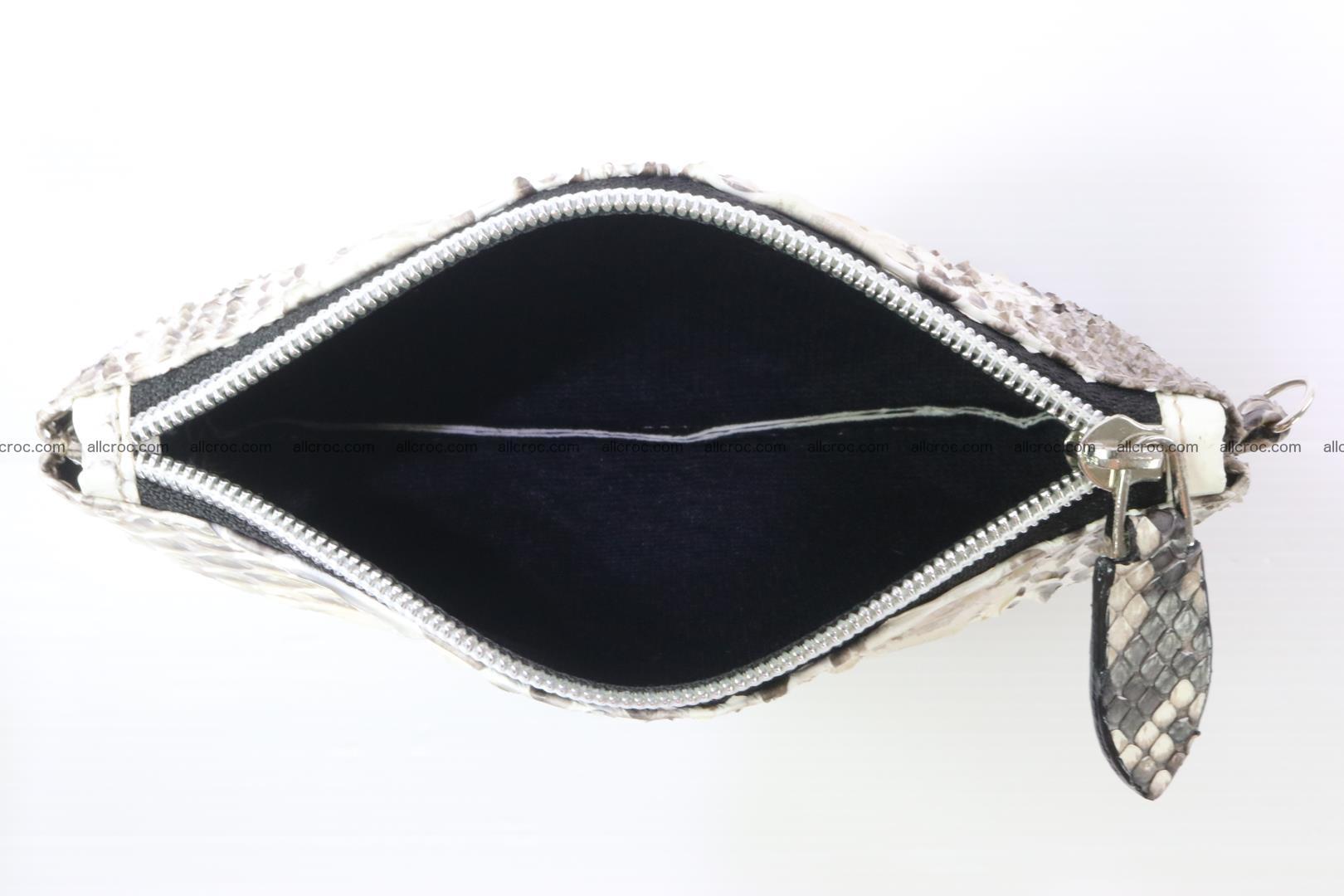 Python handbag for lady 180 Foto 17