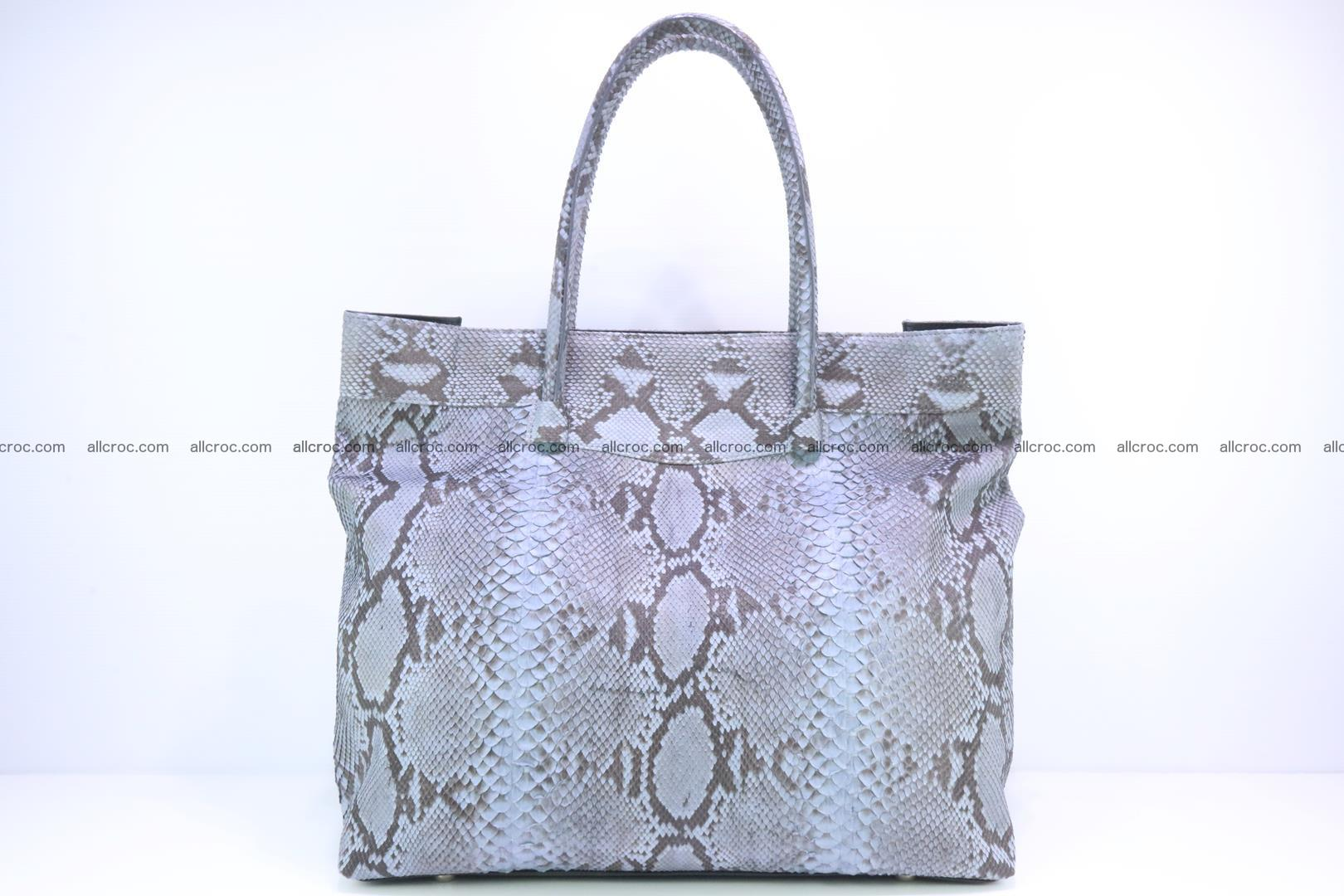 Python handbag for lady 181 Foto 0