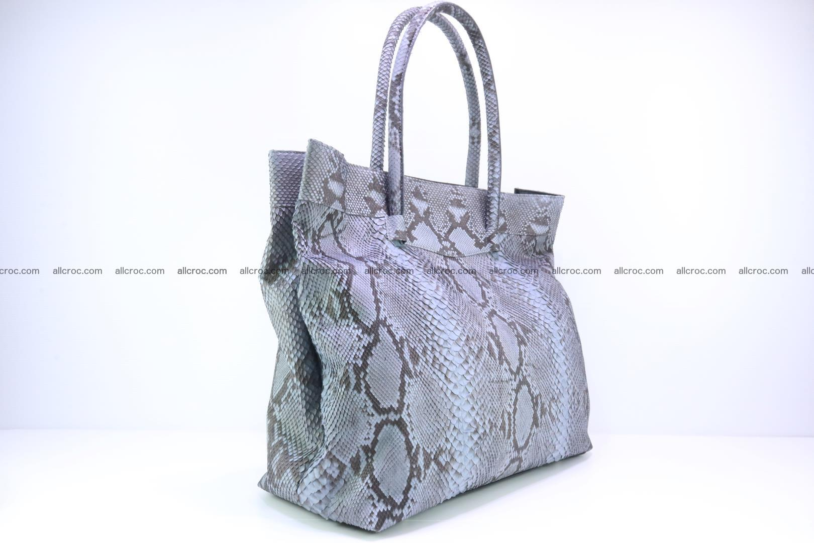 Python handbag for lady 181 Foto 1