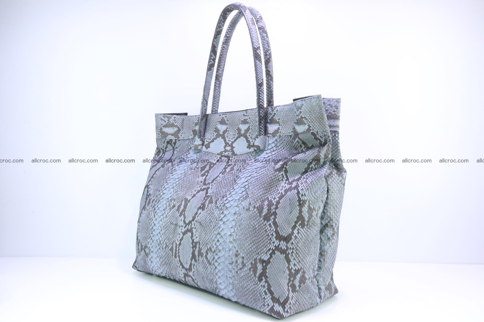 Python handbag for lady 181 Foto 2