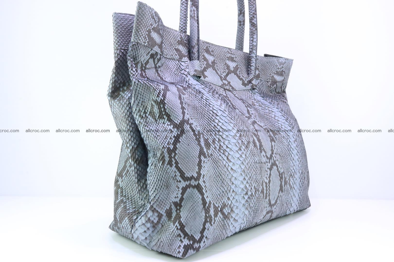 Python handbag for lady 181 Foto 3