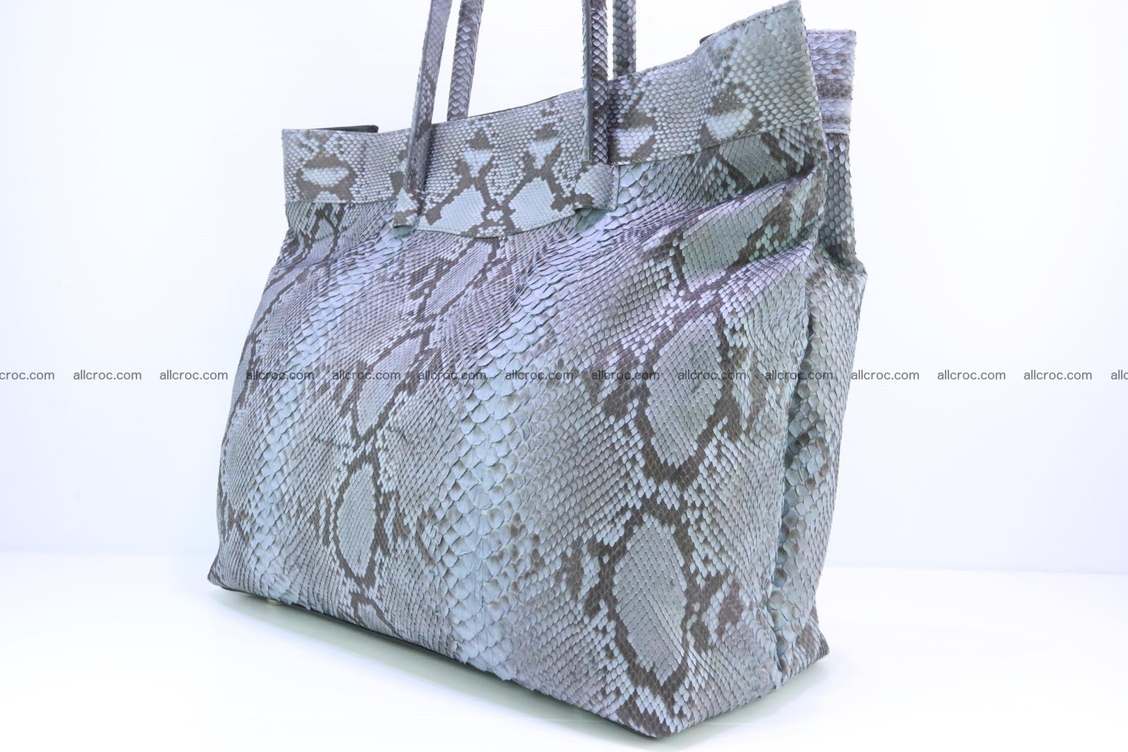 Python handbag for lady 181 Foto 5