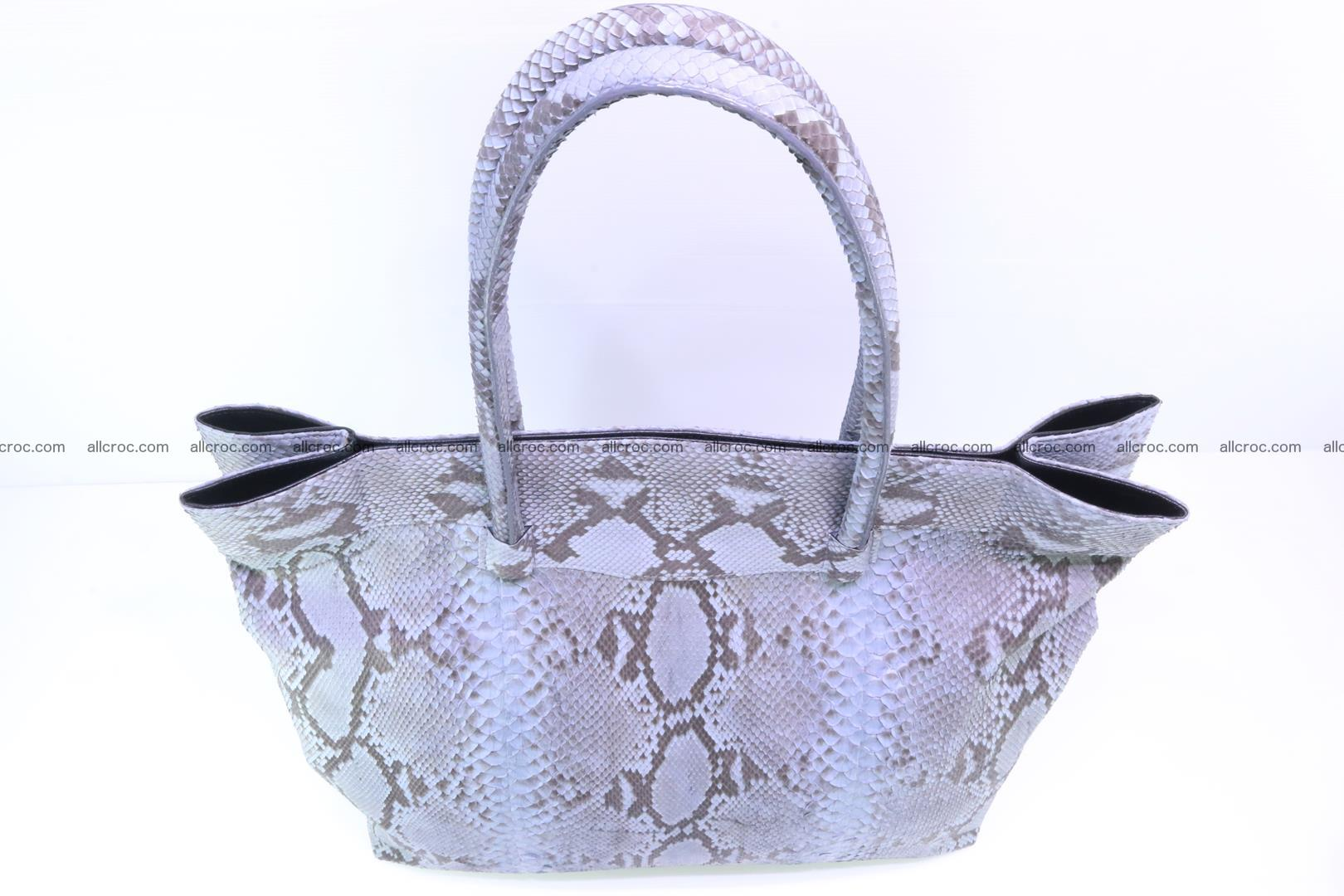 Python handbag for lady 181 Foto 7
