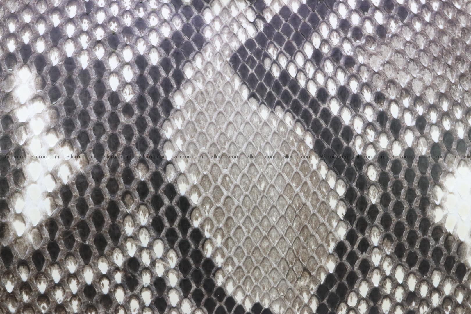 Python handbag for lady mini Birkin 179 Foto 8