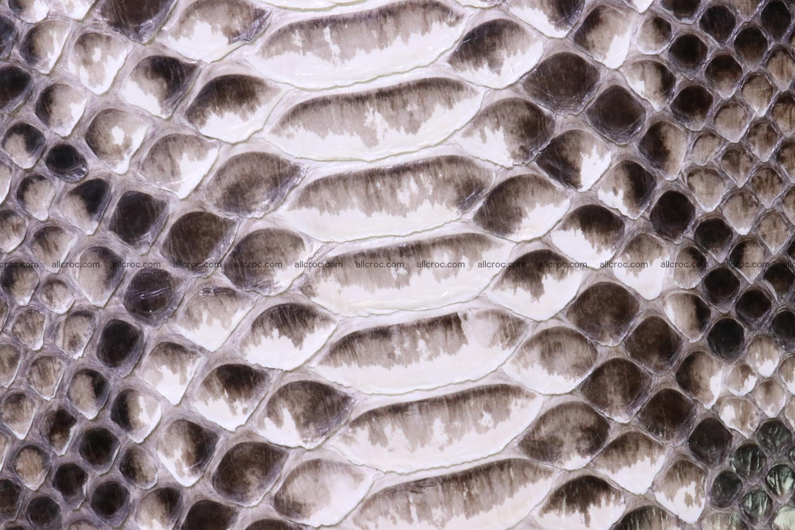 Python handbag for women from genuine python skin 217 Foto 8