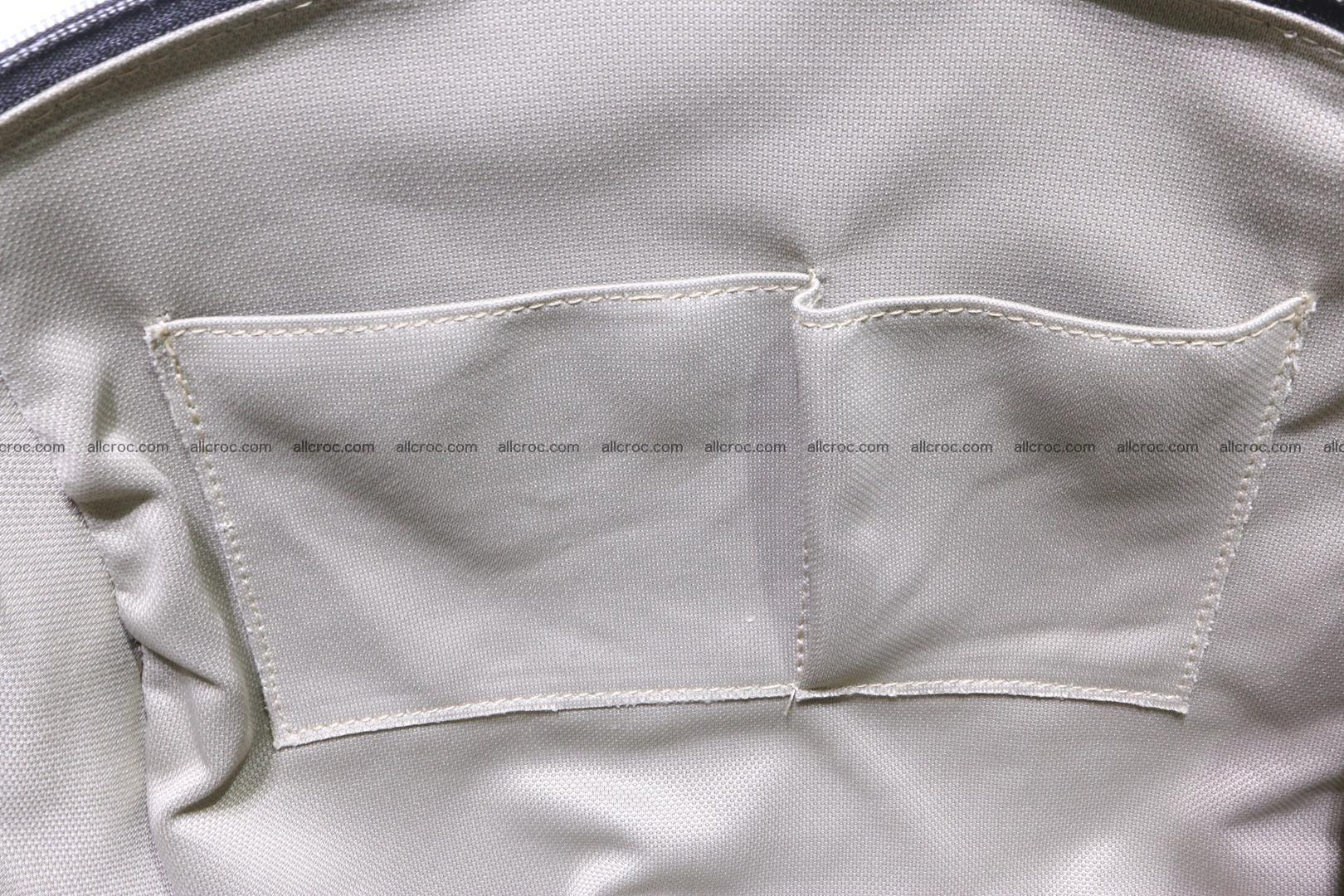 Python handbag for women from genuine python skin 219 Foto 11
