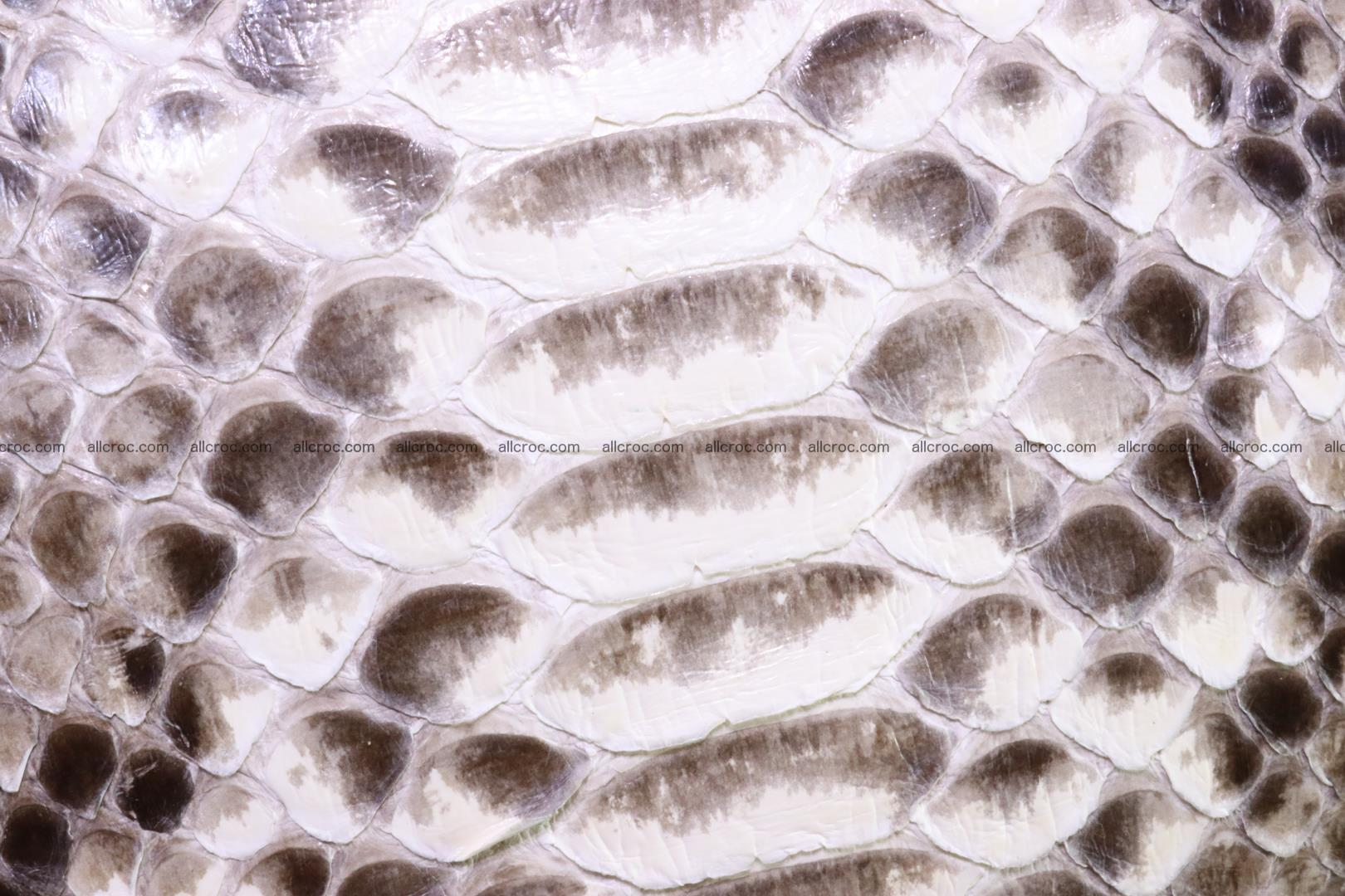 Python skin handbag for lady from genuine Python skin 198 Foto 8