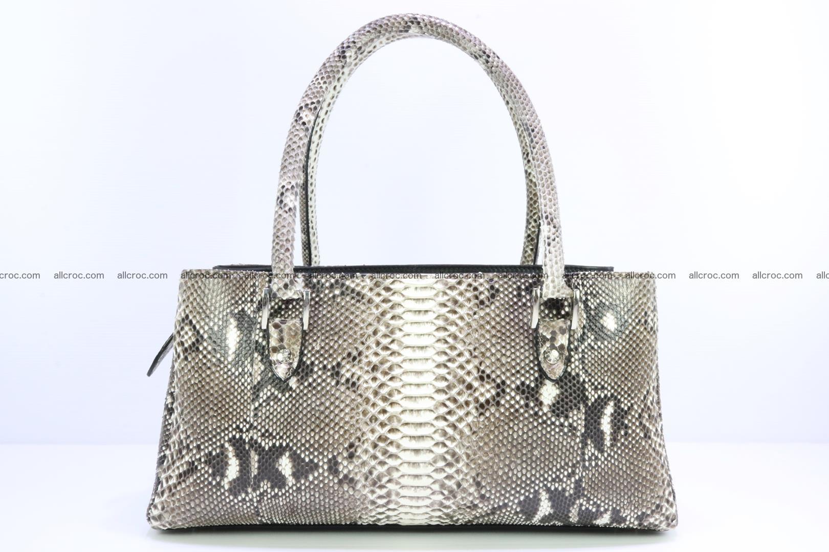 Python skin ladies handbag 221 Foto 0