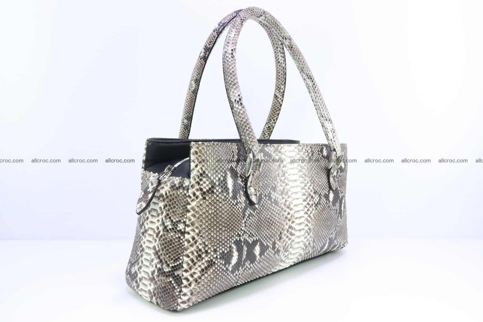 Python skin ladies handbag 221 Foto 1
