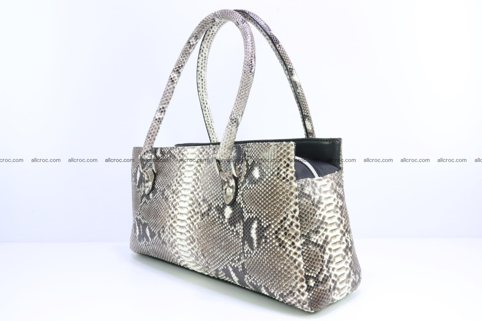 Python skin ladies handbag 221 Foto 2