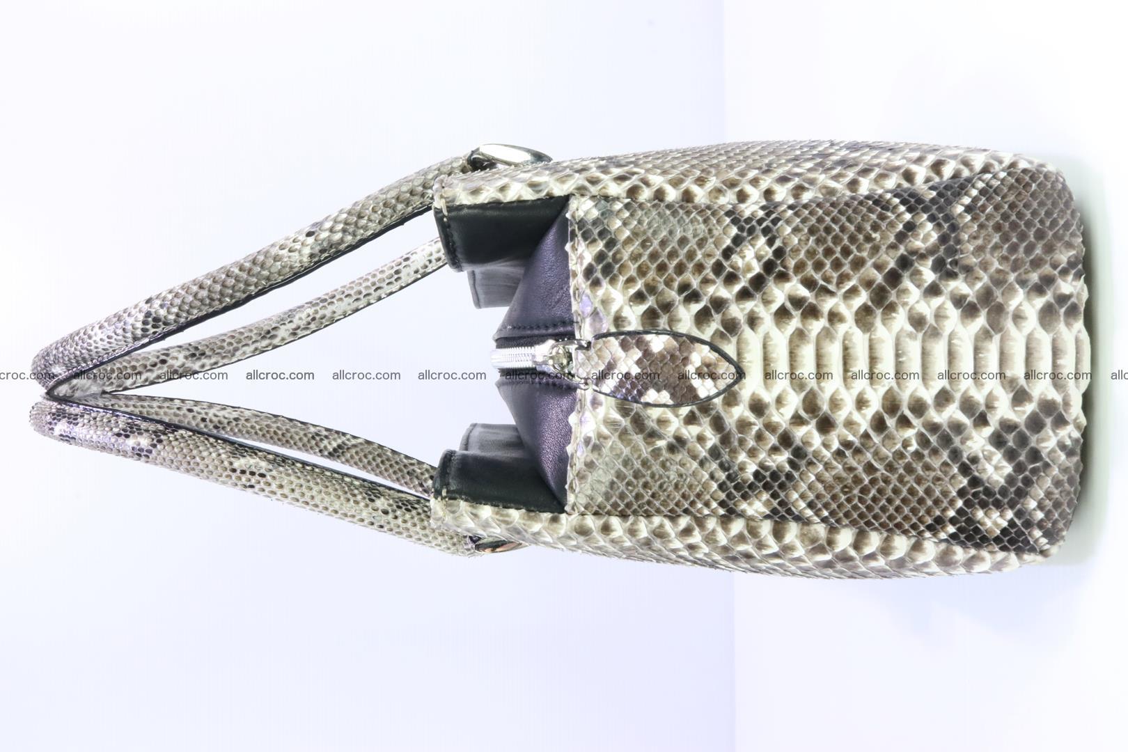 Python skin ladies handbag 221 Foto 3