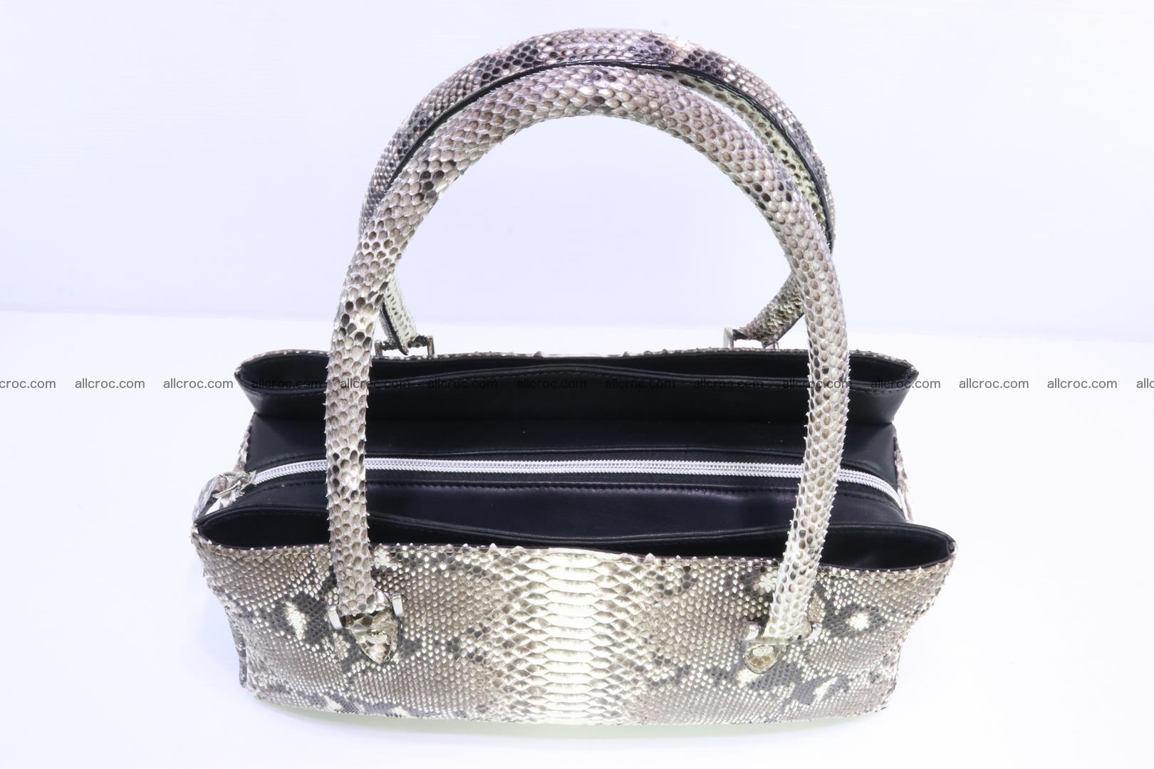 Python skin ladies handbag 221 Foto 4