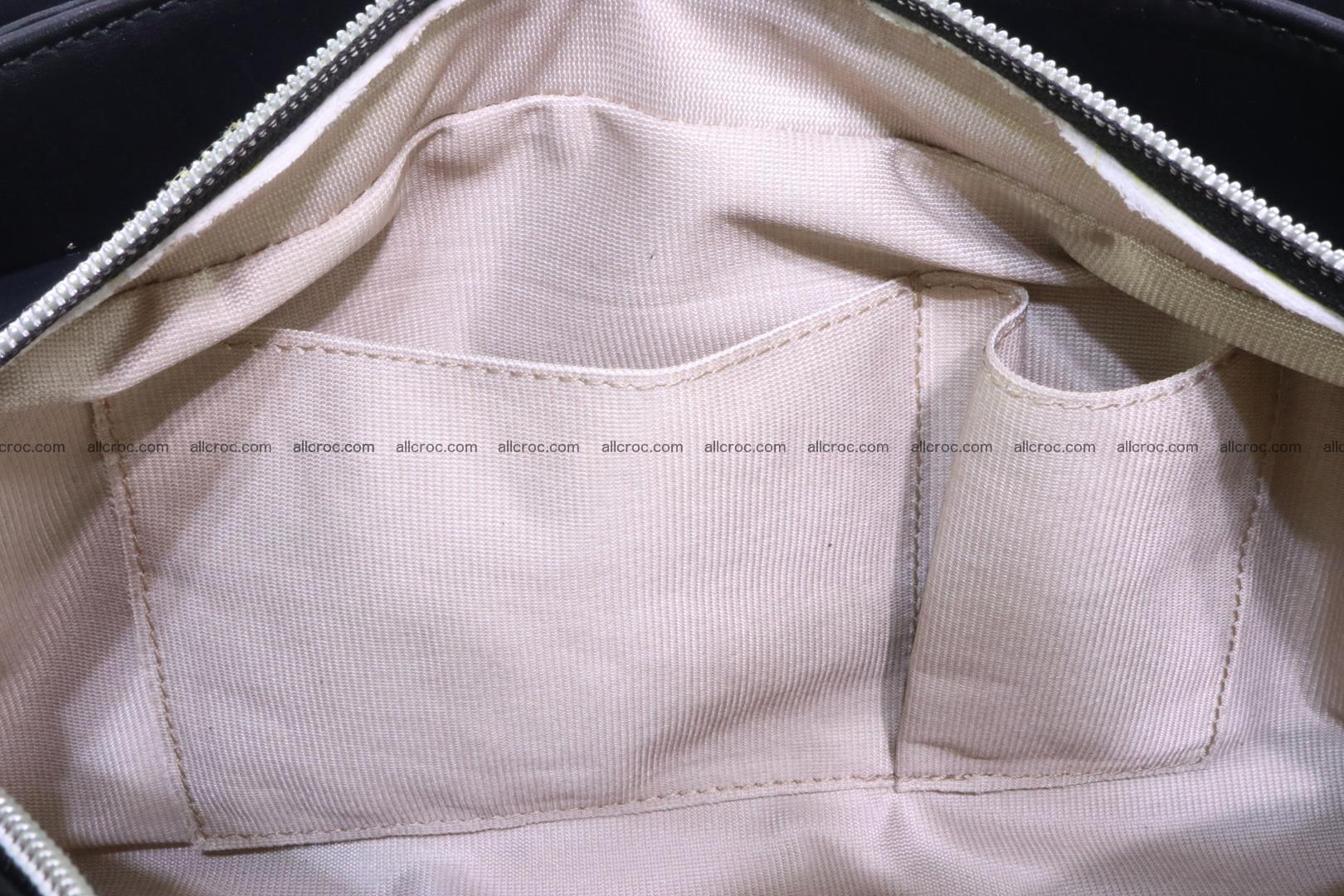 Python skin ladies handbag 221 Foto 12