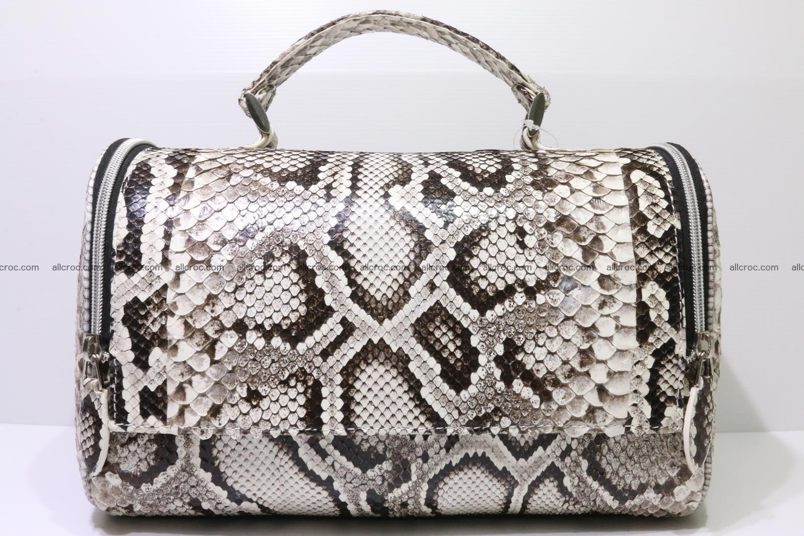 Python skin ladies handbag 220 Foto 0