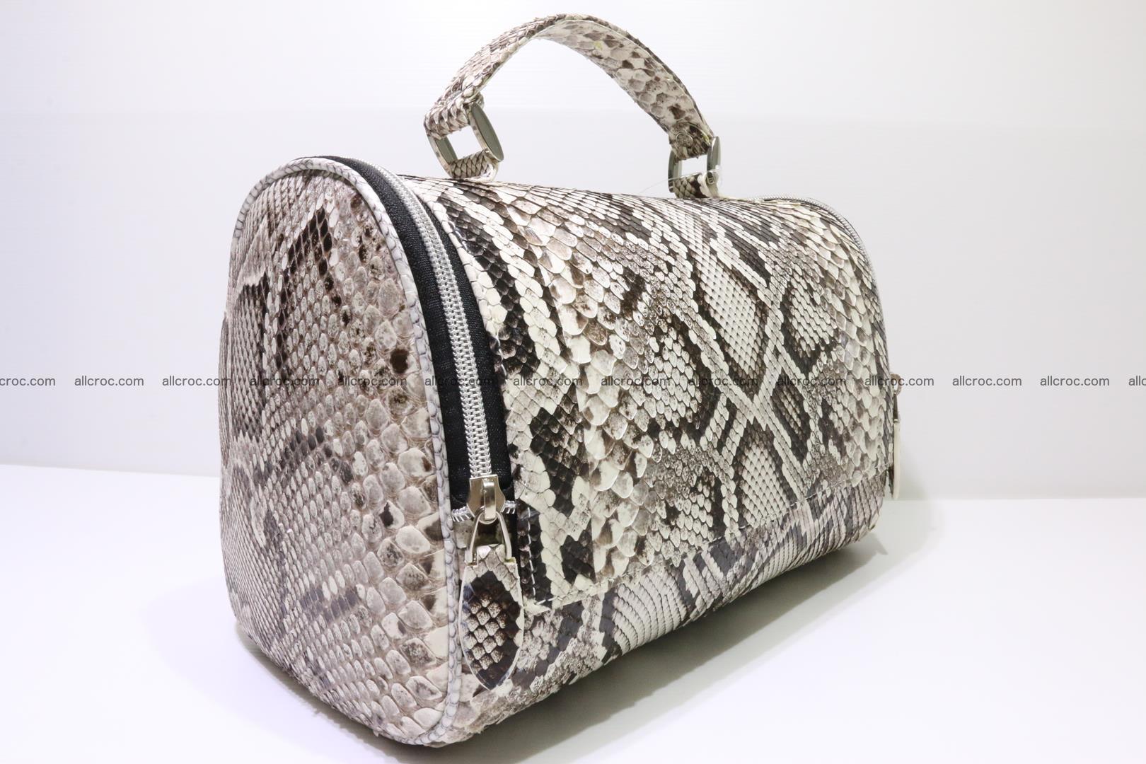 Python skin ladies handbag 220 Foto 1