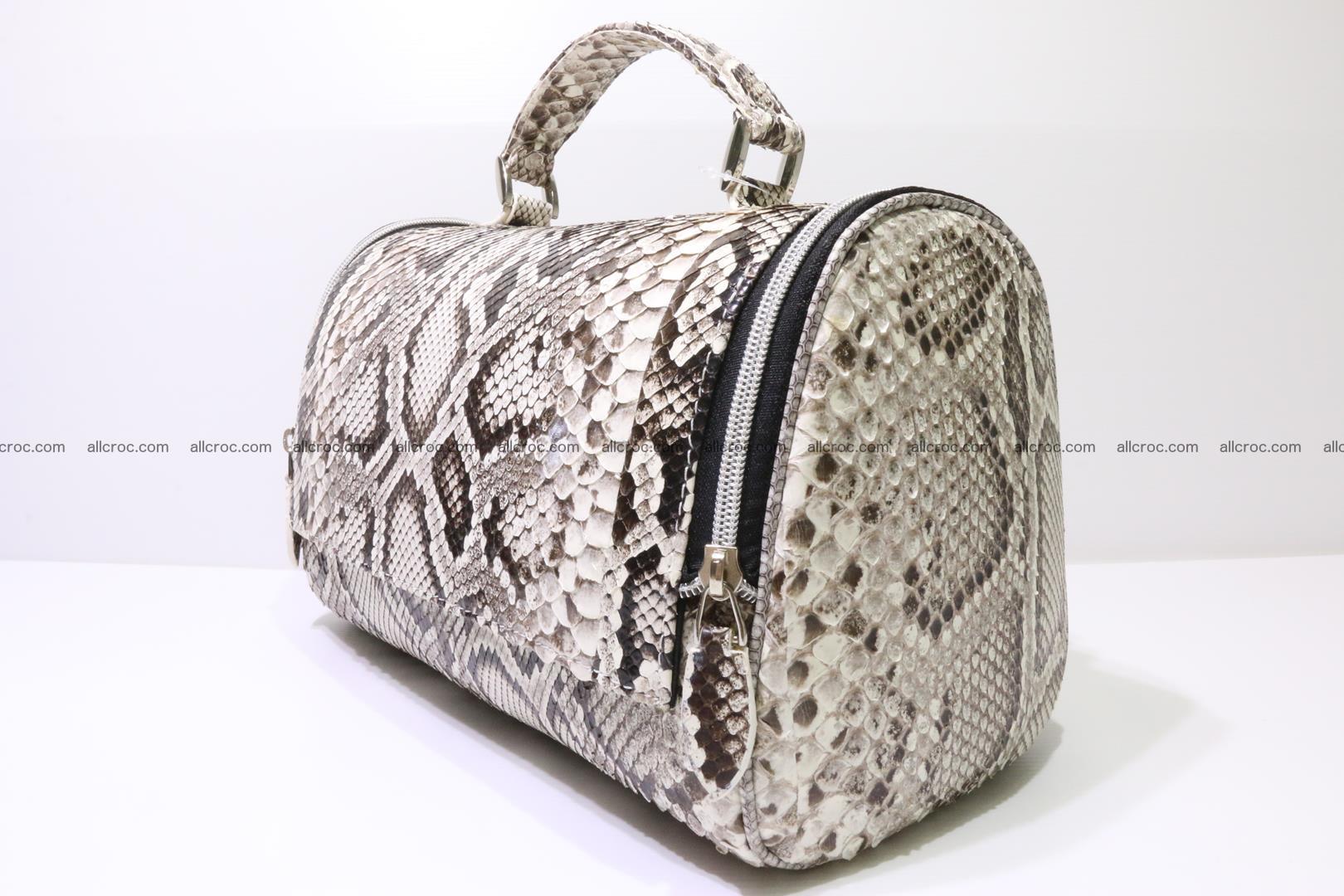 Python skin ladies handbag 220 Foto 2