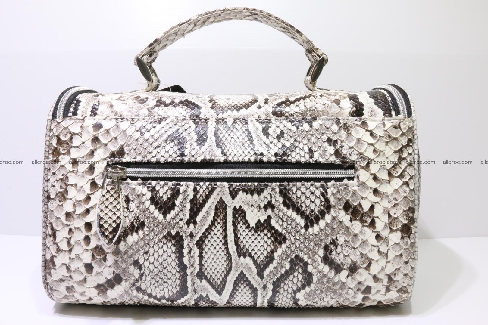 Python skin ladies handbag 220 Foto 3