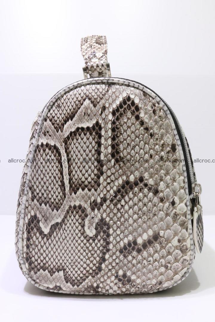 Python skin ladies handbag 220 Foto 4