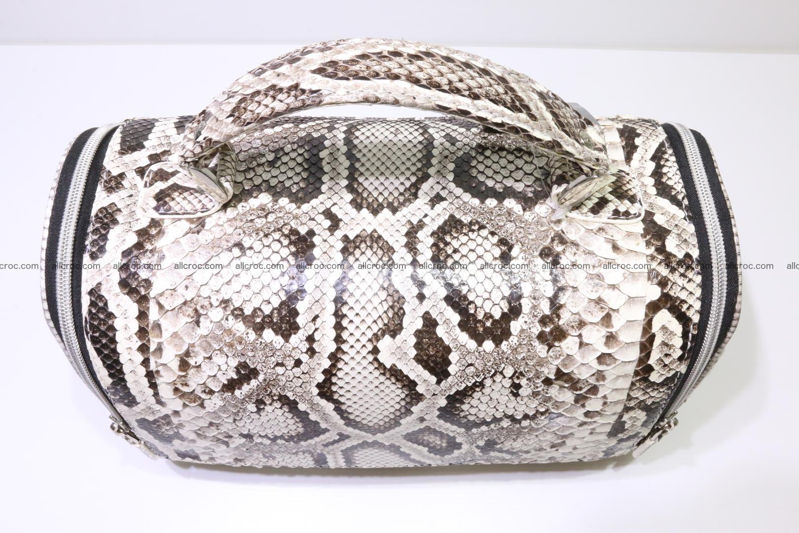 Python skin ladies handbag 220 Foto 5