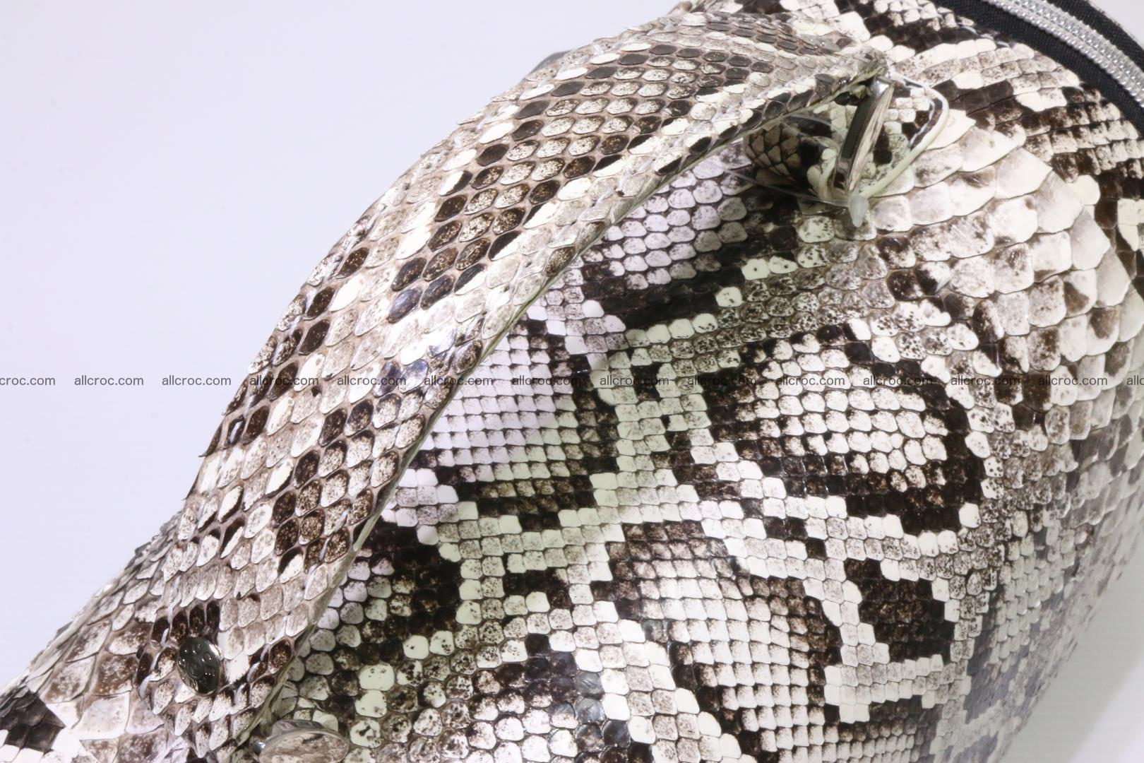 Python skin ladies handbag 220 Foto 6