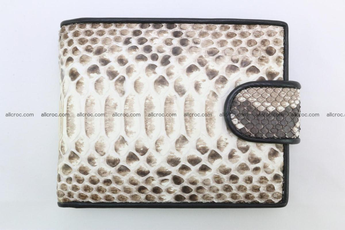 Python skin wallet 358 Foto 0