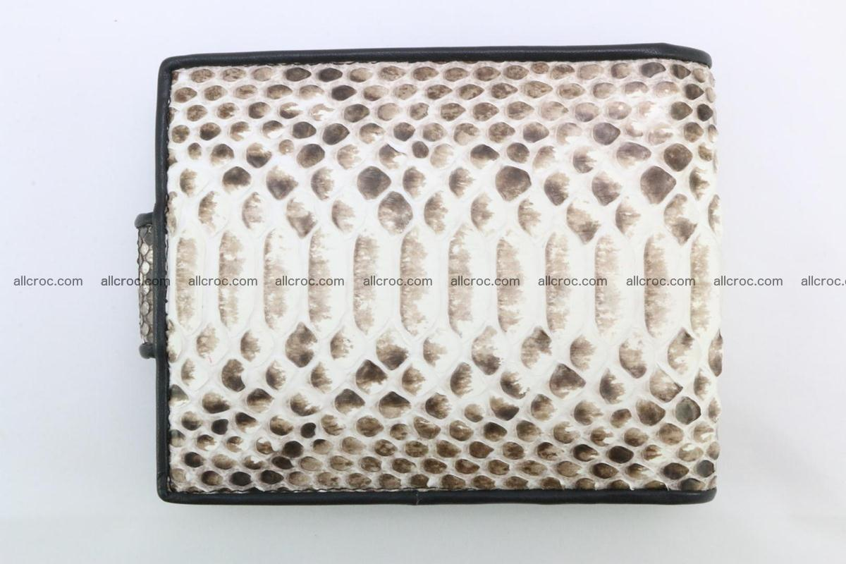 Python skin wallet 358 Foto 1