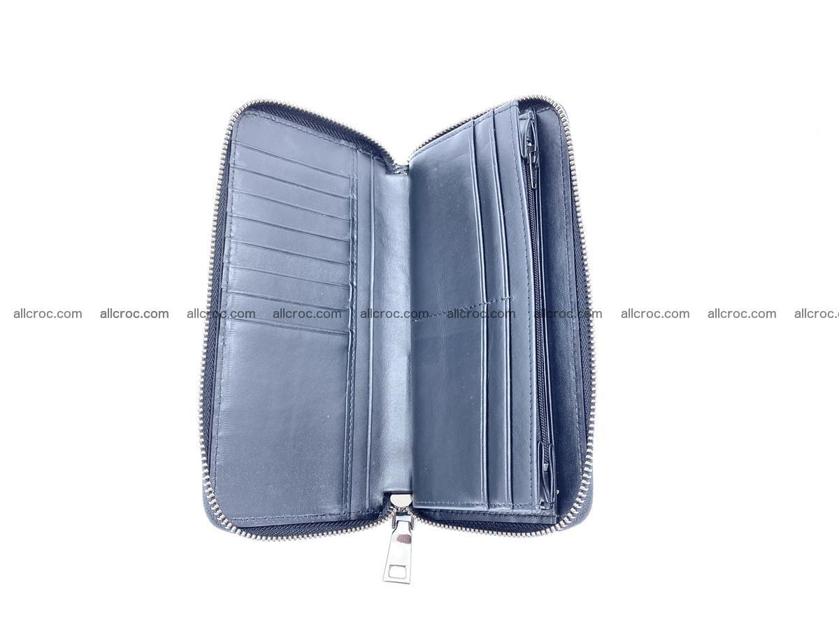 Python skin wallet with zip 882 Foto 8