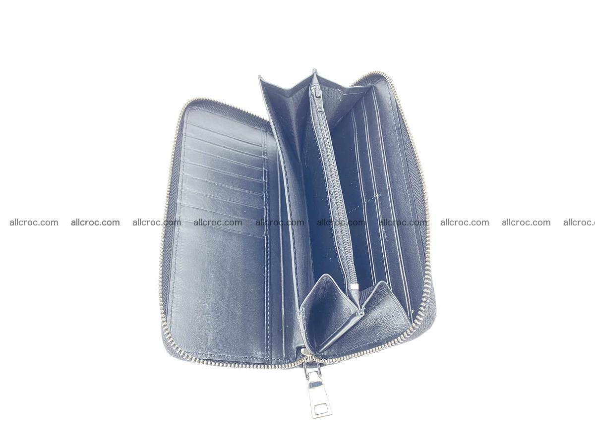Python skin wallet with zip 882 Foto 7