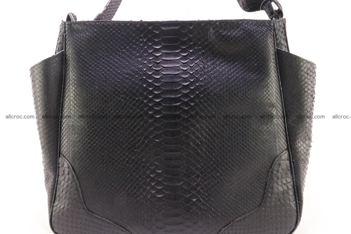 Python skin women handbag 264 Foto 6