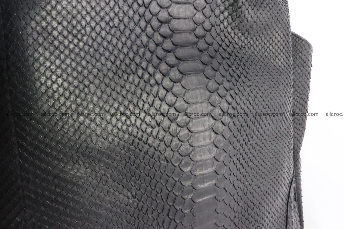 Python skin women handbag 264 Foto 2