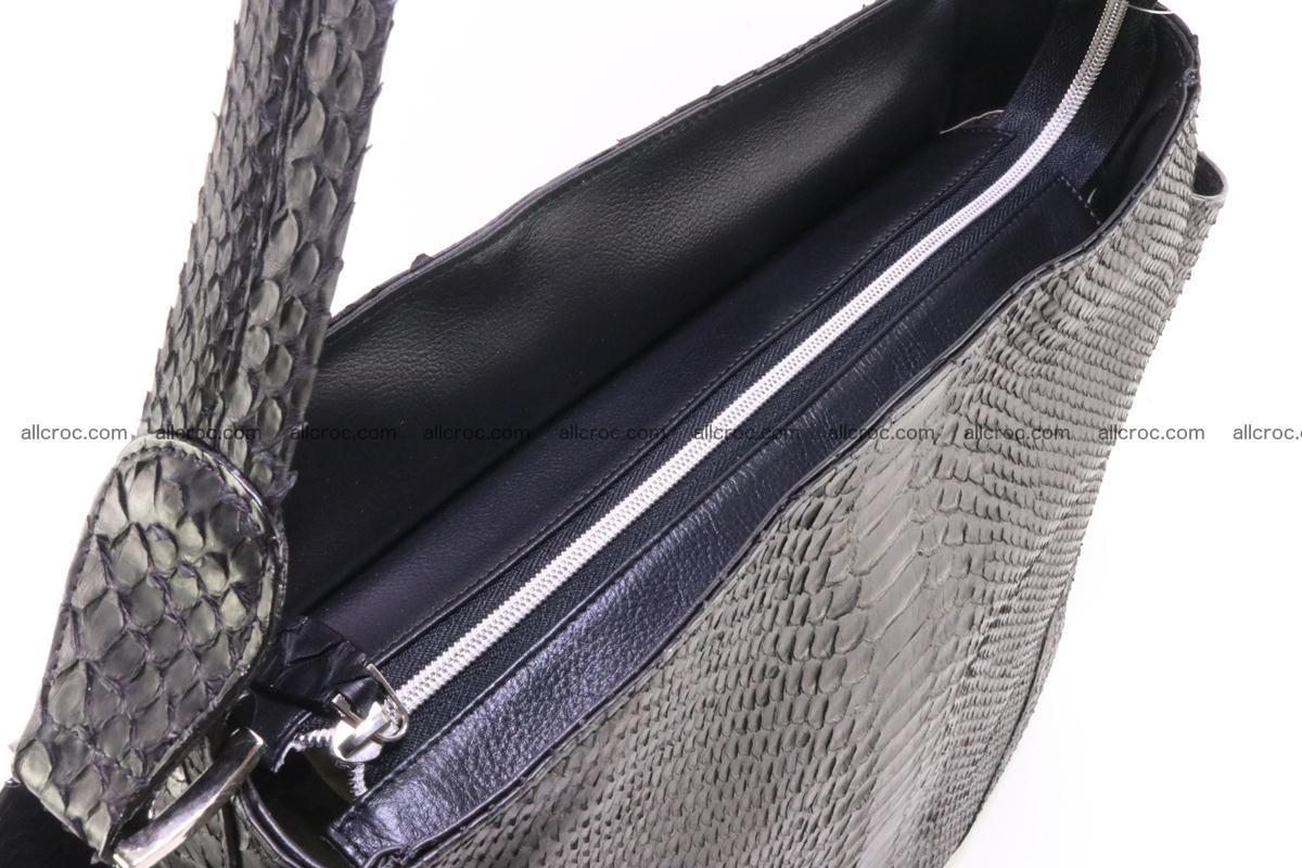 Python skin women handbag 264 Foto 9